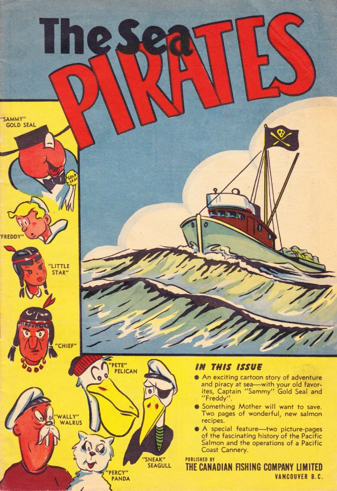 C:\Users\Robert\Documents\CARTOONING ILLUSTRATION ANIMATION\IMAGE COMIC BOOK COVERS\Canadian Fishing Co. The Sea Pirates.jpg