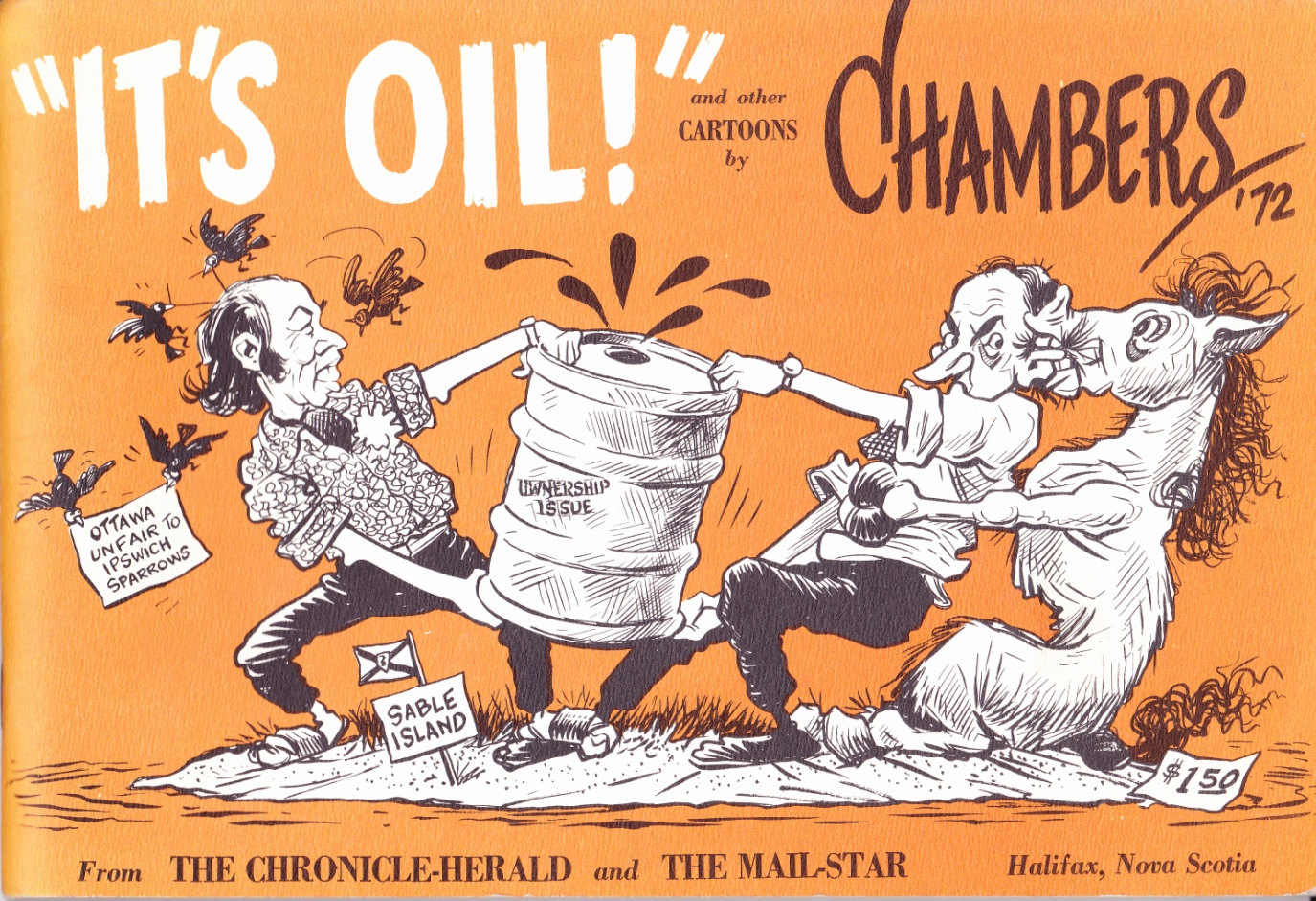 C:\Users\Robert\Documents\CARTOONING ILLUSTRATION ANIMATION\IMAGE BY CARTOONIST\C\CHAMBERS Robert, It's Oil by Chambers, 1972.jpg