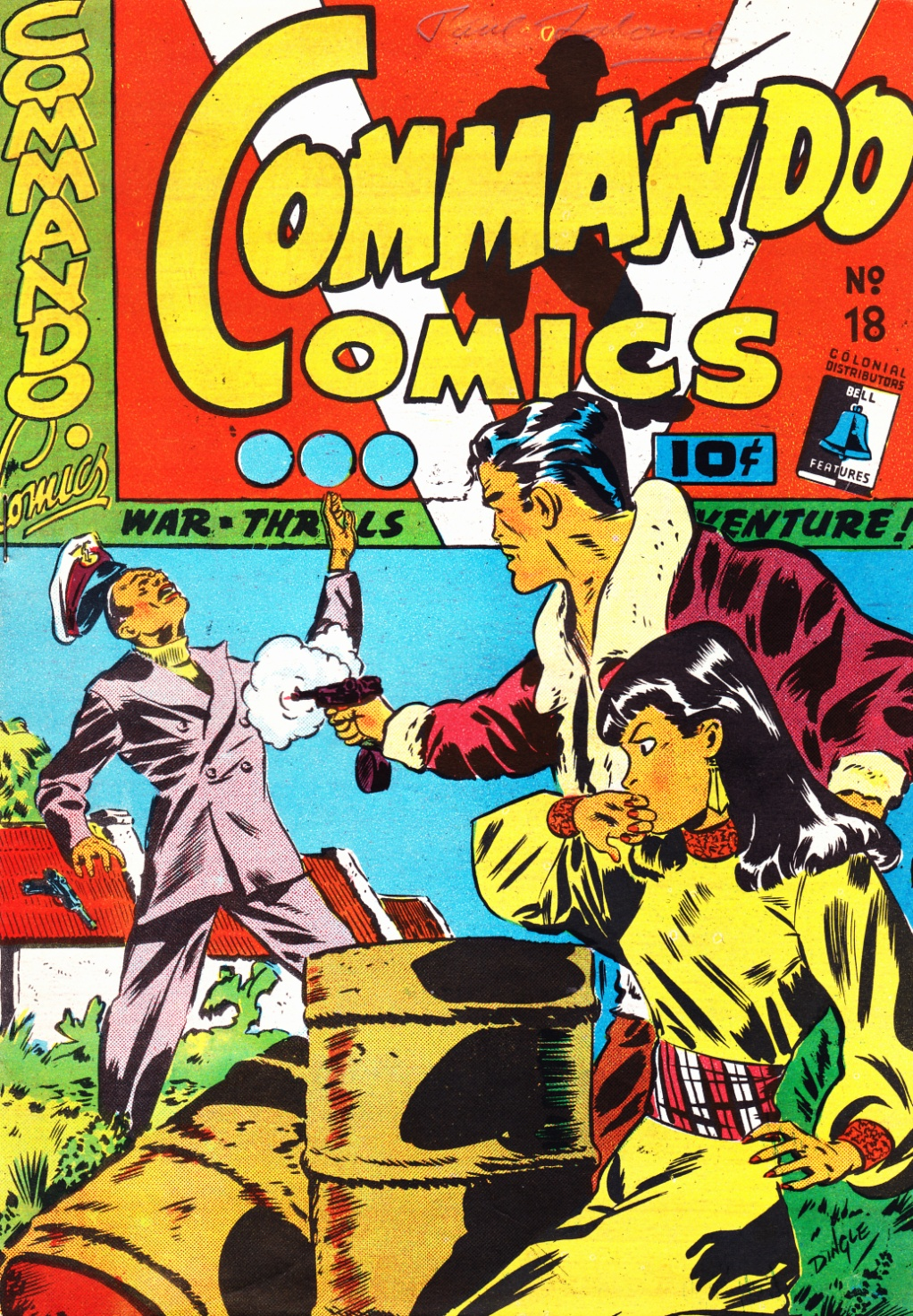 C:\Users\Robert\Documents\CARTOONING ILLUSTRATION ANIMATION\IMAGE CARTOON\IMAGE CARTOON C\CHICK TUCKER, Commando Comics, 18, fc.jpg