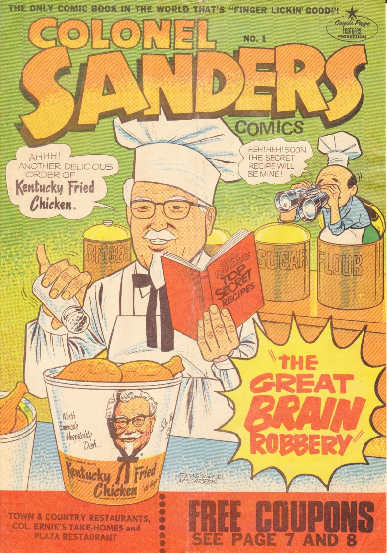 C:\Users\Robert\Documents\CARTOONING ILLUSTRATION ANIMATION\IMAGE COMIC BOOK COVERS\Colonel Saunders Comic, no, 1.jpg