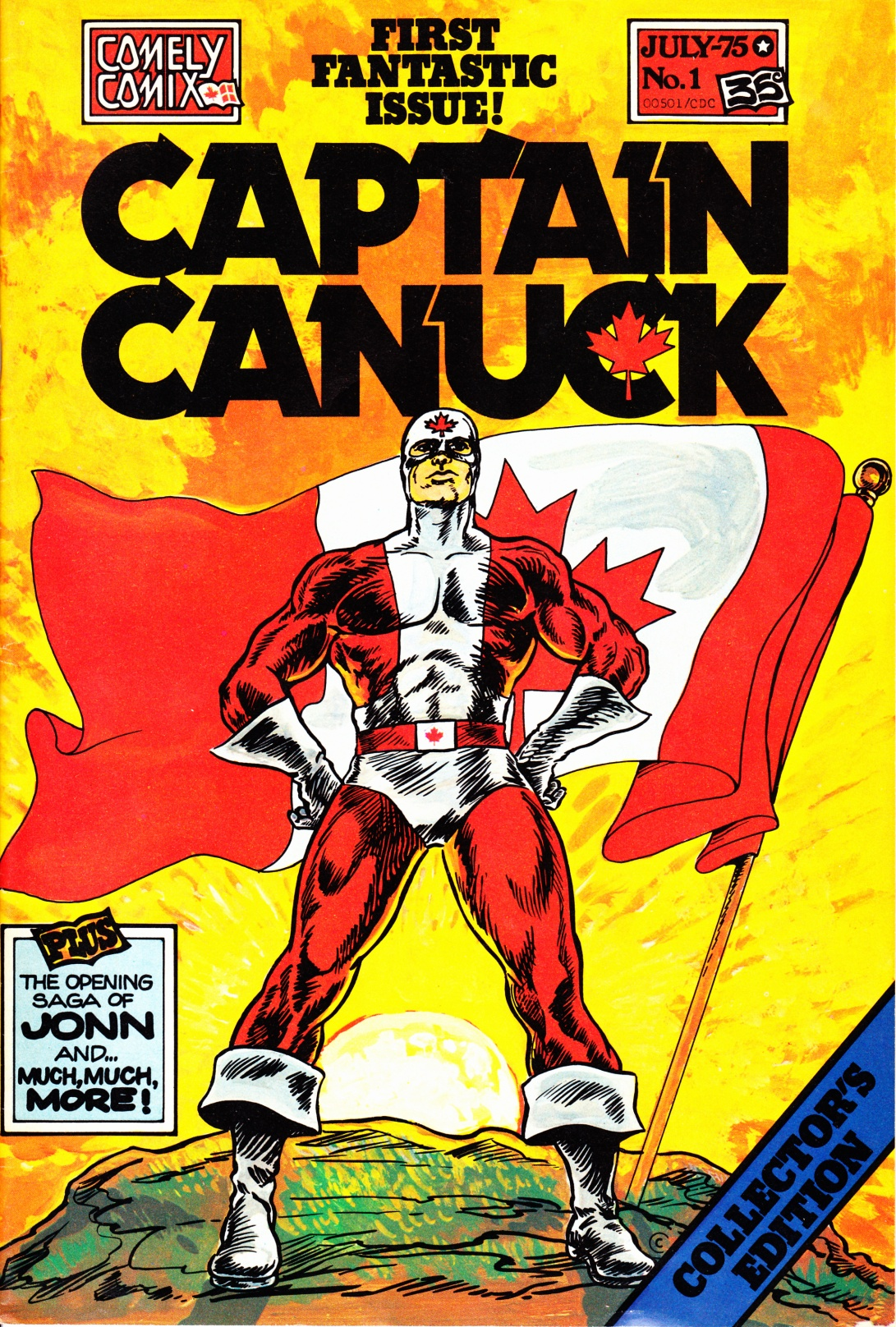 C:\Users\Robert\Documents\CARTOONING ILLUSTRATION ANIMATION\IMAGE CARTOON\IMAGE CARTOON C\CAPT CANUCK, Captain Canuck   1, July 1975, fc.jpg
