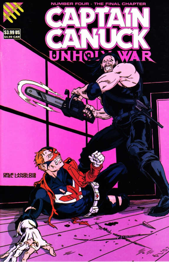 C:\Users\Robert\Documents\CARTOONING ILLUSTRATION ANIMATION\IMAGE CARTOON\IMAGE CARTOON C\CAPT CANUCK, Capt Canuck The Unholy War, 4, Sept 2007, fc.jpg