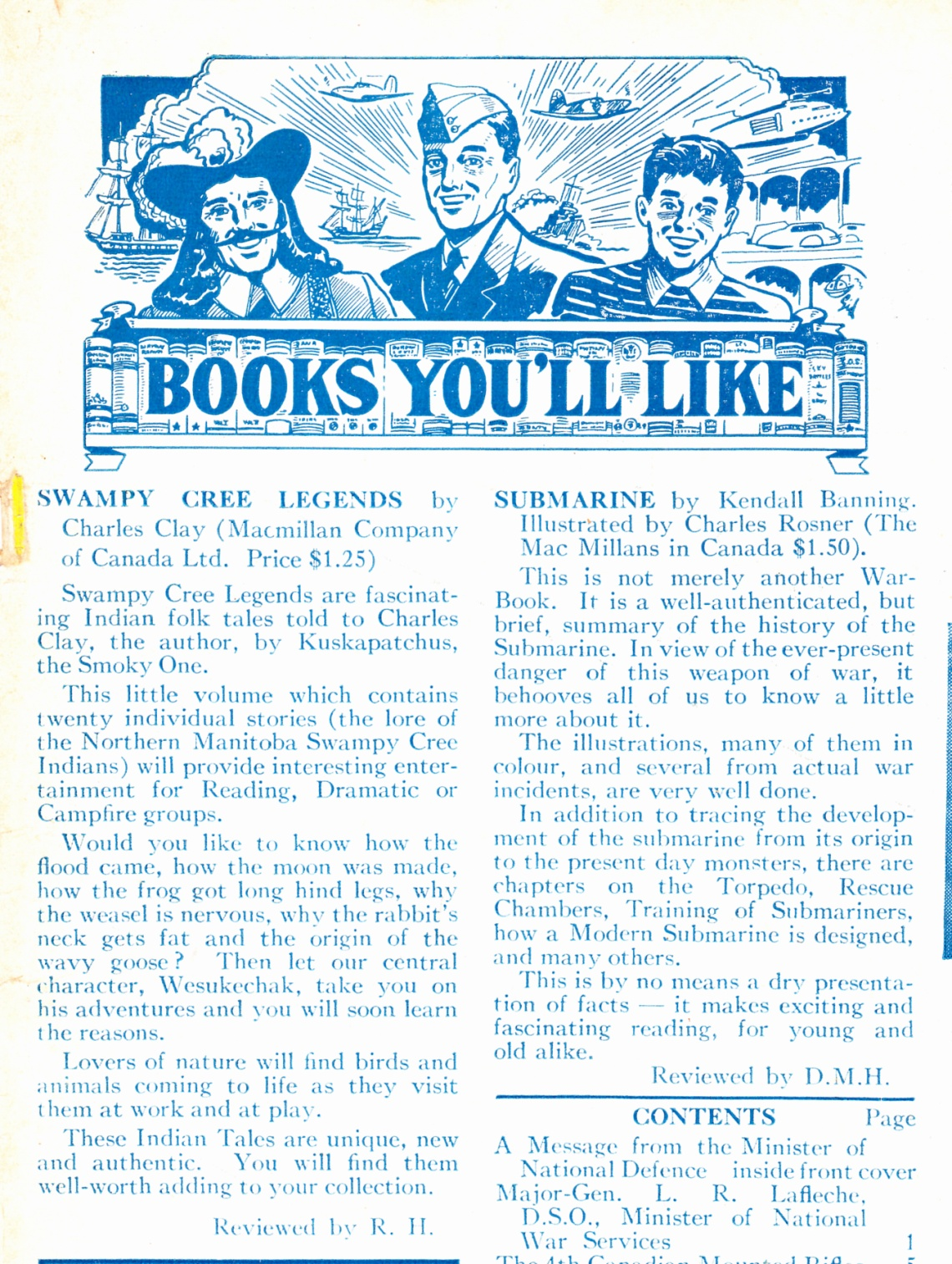 C:\Users\Robert\Documents\CARTOONING ILLUSTRATION ANIMATION\IMAGE COVER COMIC BOOK\BOOKS YOU'LL LIKE, Canadian Heroes, 1-2, Nov, 1942, Ibc.jpg