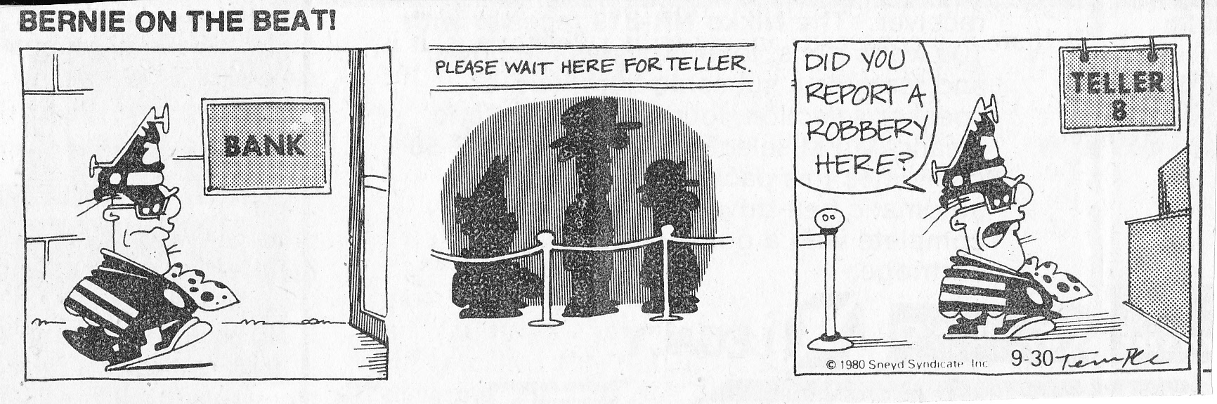 C:\Users\Robert\Documents\CARTOONING ILLUSTRATION ANIMATION\IMAGE CARTOON\IMAGE CARTOON B\BERNIE ON THE BEAT Edmonton Journal 30 Sept. 1980.jpg
