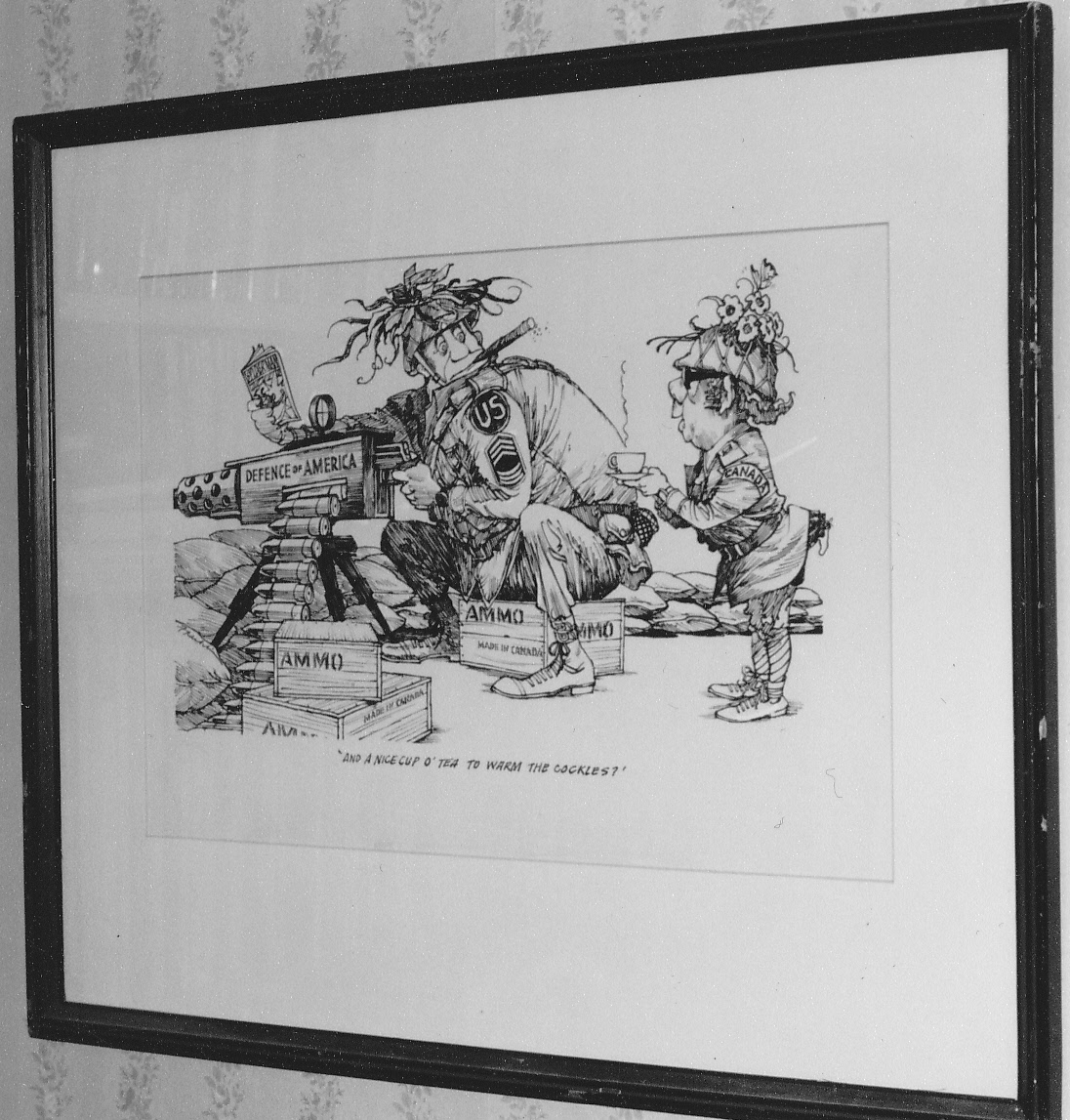 C:\Users\Robert\Documents\ART COLLECTION\FRANKLIN Ed, editorial cartoon, ink on board, n.d. 31cmhX46cmw.jpg