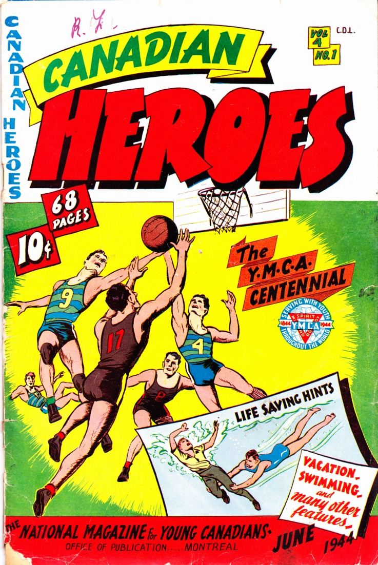 C:\Users\Robert\Documents\CARTOONING ILLUSTRATION ANIMATION\IMAGE COMIC BOOK COVERS\CANADIAN HEROES, 4-1, June 1944, fc.jpg