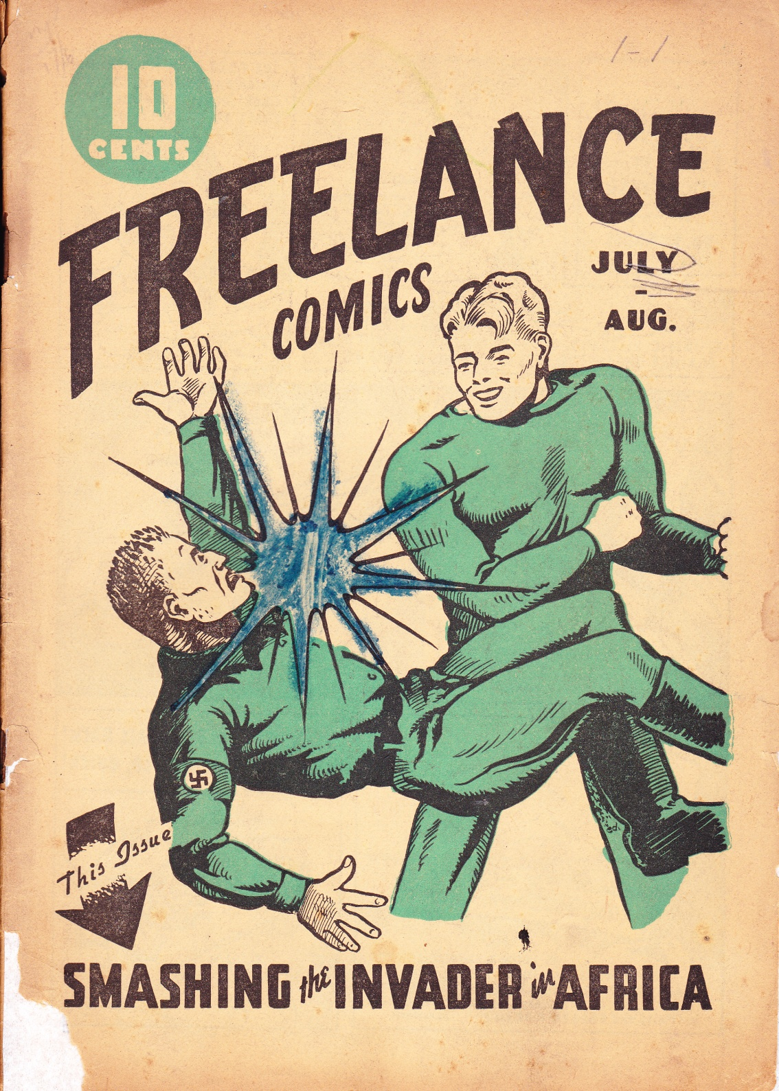 C:\Users\Robert\Documents\CARTOONING ILLUSTRATION ANIMATION\IMAGE CARTOON\IMAGE CARTOON F\FREELANCE Freelance Comics 1-1, July-Aug.  1941 fc.jpg