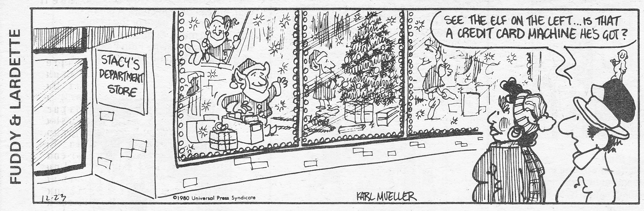 C:\Users\Robert\Documents\CARTOONING ILLUSTRATION ANIMATION\IMAGE CARTOON\IMAGE CARTOON F\FUDDY & LARDETTE, Toronto Sun, 23 December 1980.jpg