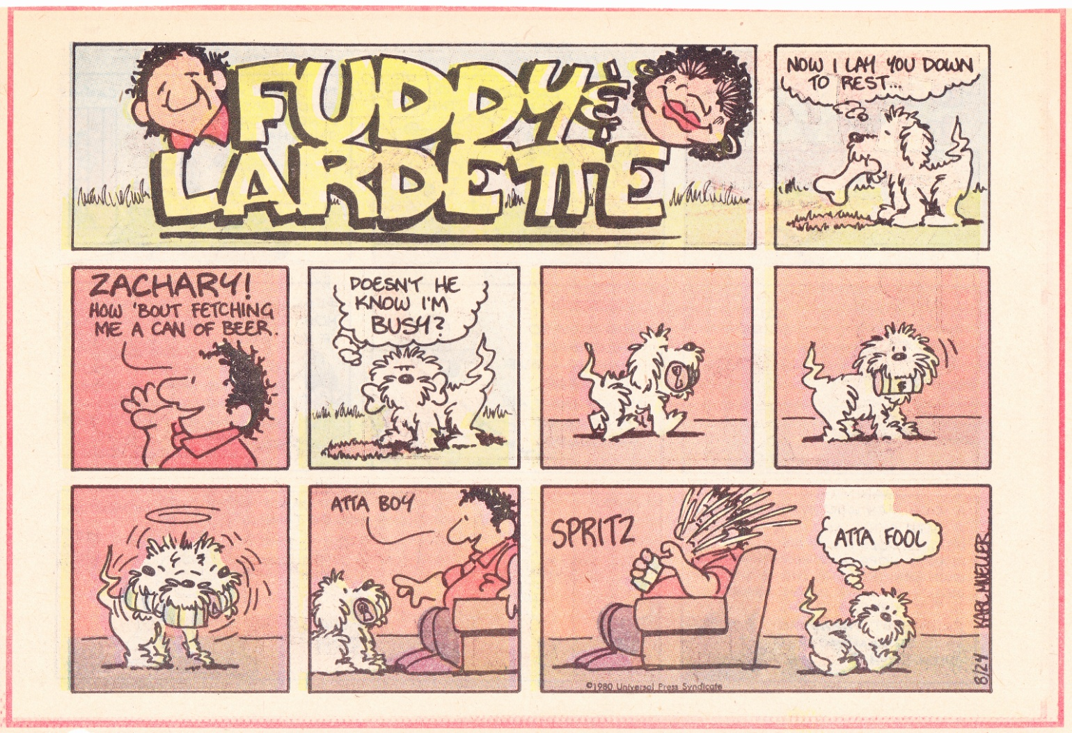 C:\Users\Robert\Documents\CARTOONING ILLUSTRATION ANIMATION\IMAGE CARTOON\IMAGE CARTOON F\FUDDY & LARDETTE, Winnipeg Free Press, 24 Aug. 1980.jpg