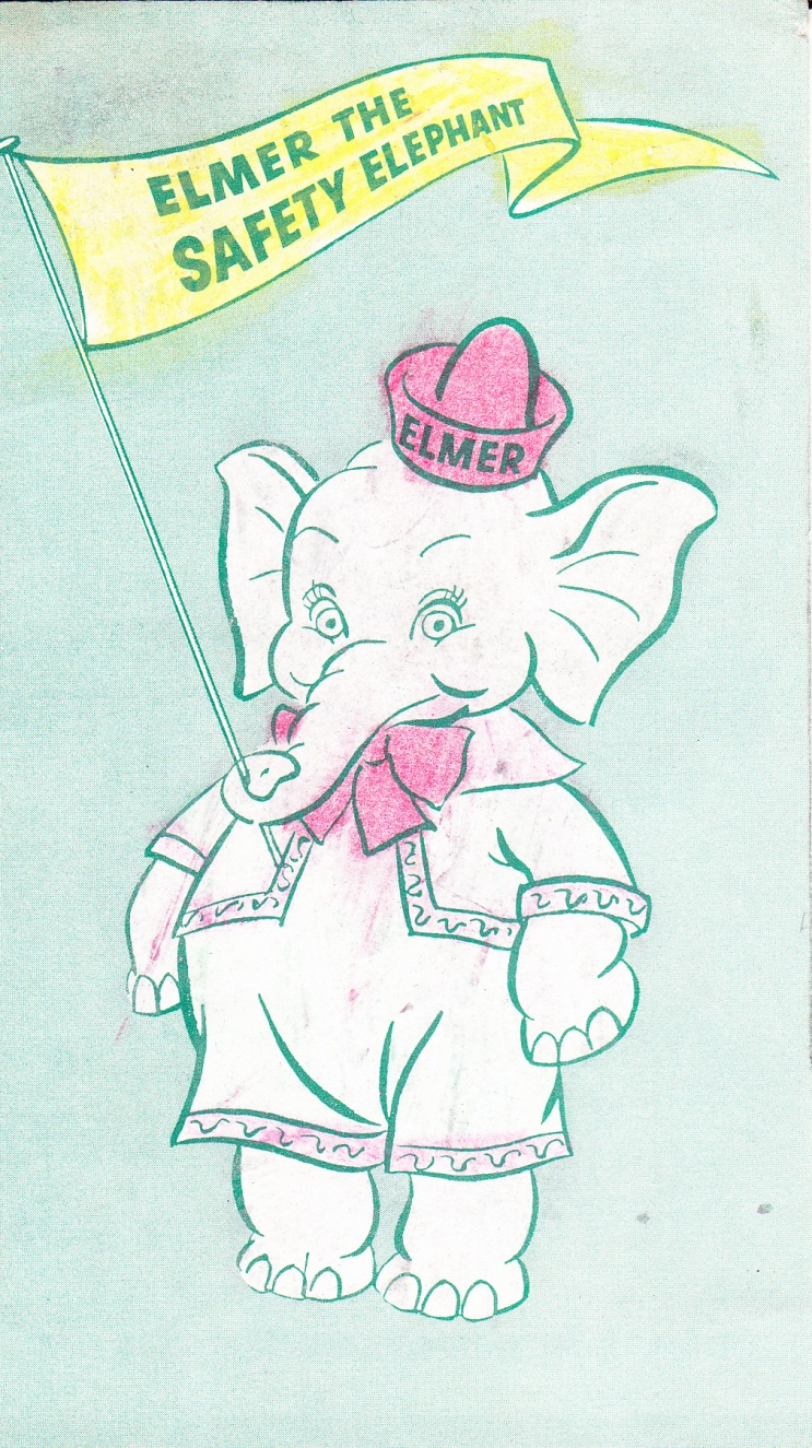 C:\Users\Robert\Documents\CARTOONING ILLUSTRATION ANIMATION\IMAGE CARTOON\IMAGE CARTOON E\ELMER THE SAFETY ELEPHANT, Metro Toronto Police Safety Division.jpg