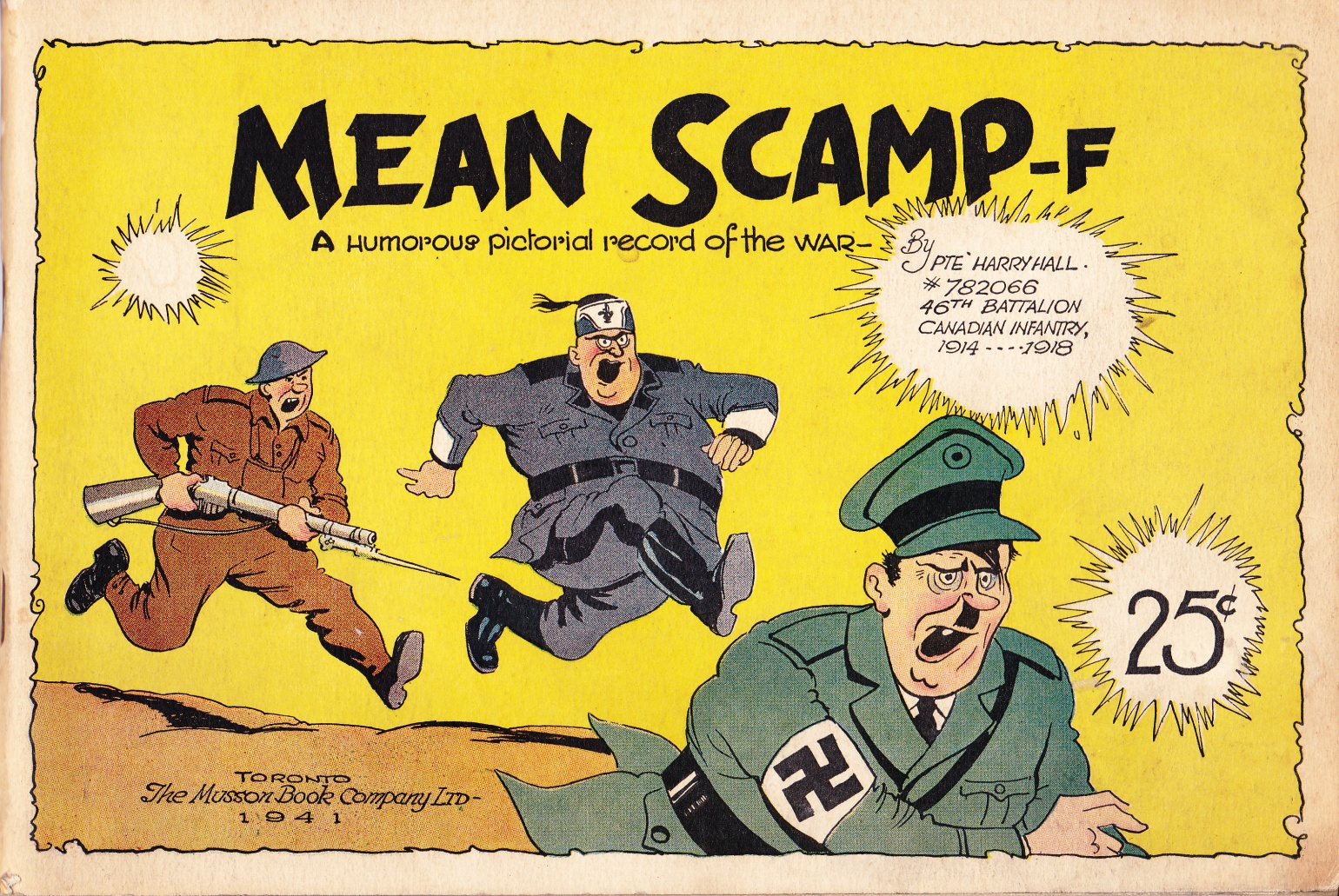 C:\Users\Robert\Documents\CARTOONING ILLUSTRATION ANIMATION\IMAGE BY CARTOONIST\H\HALL HARRY S, Mean SCAMP-F, 1941, fc.jpg