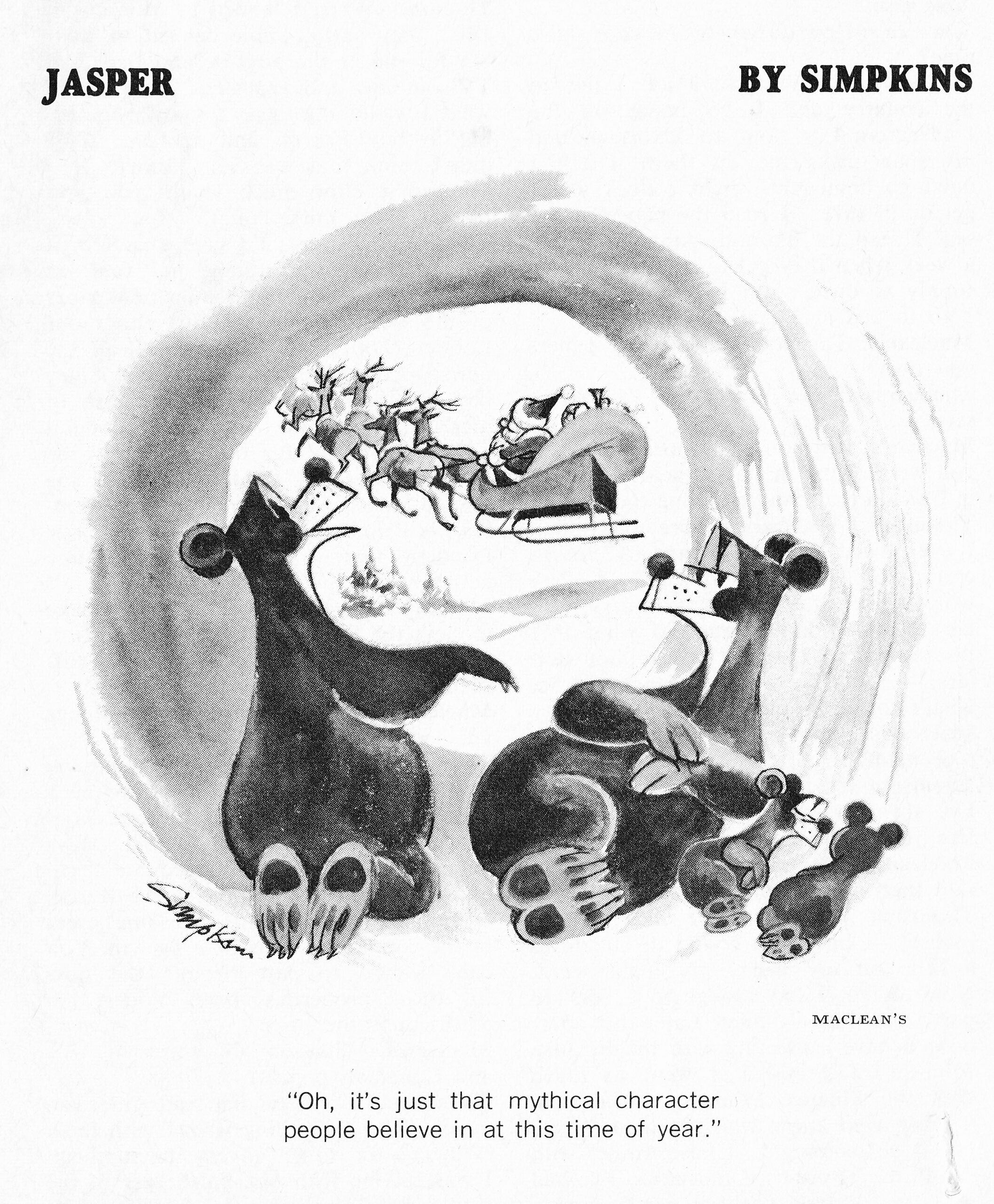 C:\Users\Robert\Documents\CANADIAN CARTOONING ILLUSTRATION and ANIMATION\IMAGE CARTOON J\JASPER THE BEAR Maclean's Jan 1969, 74.jpg