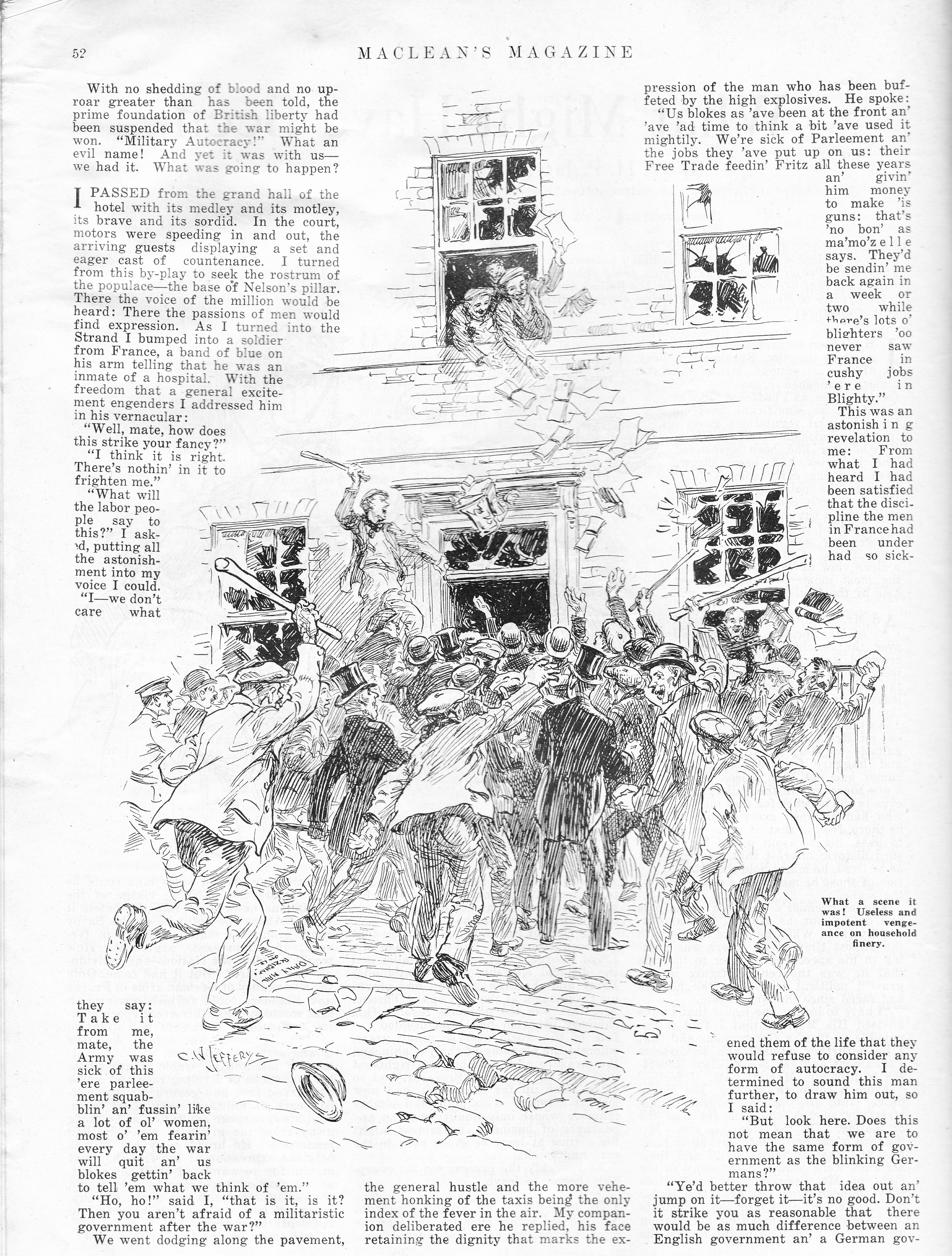 C:\Users\Robert\Documents\CANADIAN CARTOONING ILLUSTRATION and ANIMATION\IMAGE BY CARTOONIST OR ILLUS. J\JEFFERYS C W Maclean's Sept 1918, 52.jpg