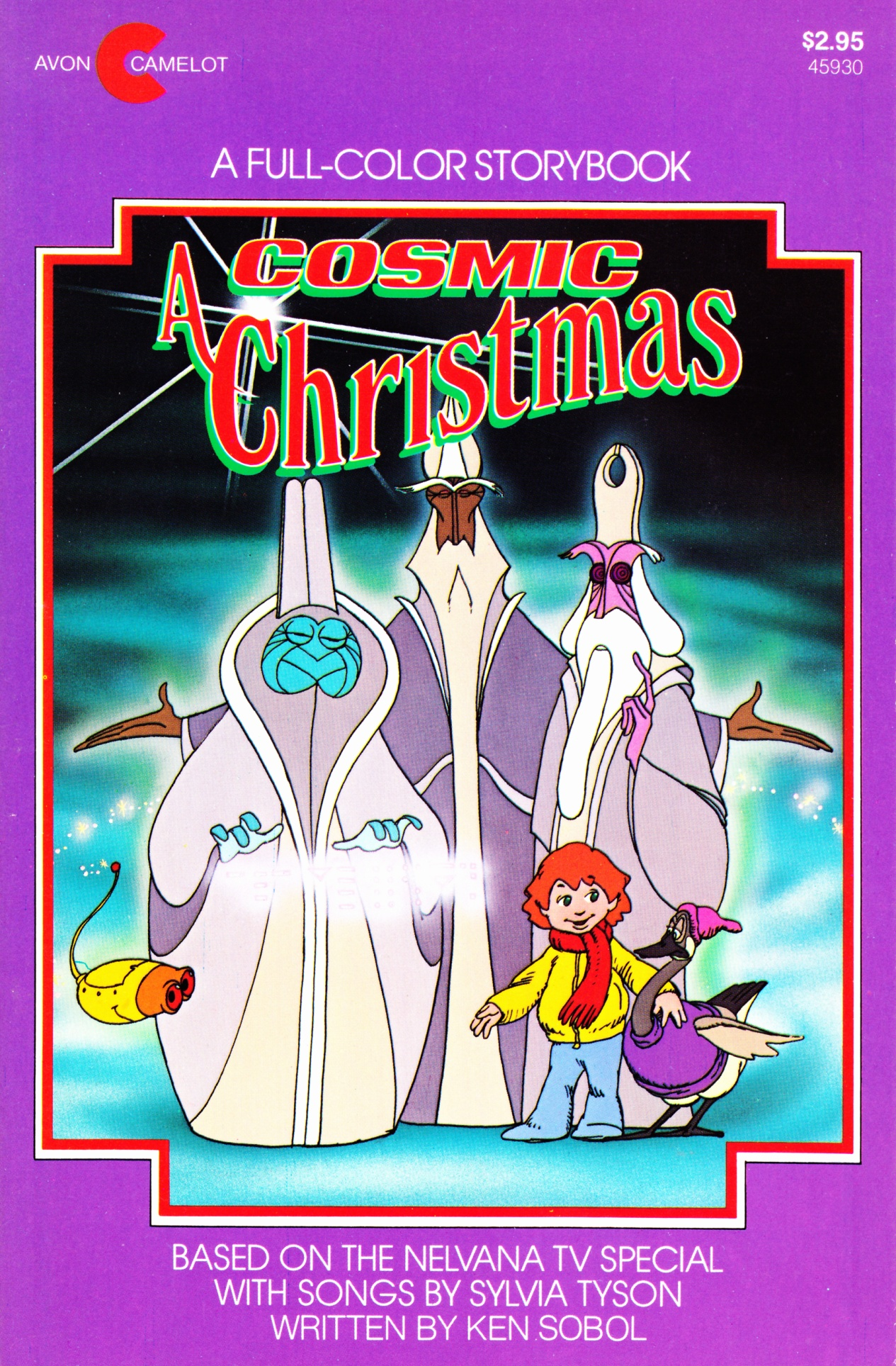 C:\Users\Robert\Documents\CARTOONING ILLUSTRATION ANIMATION\IMAGE BY ANIMATOR\A COSMIC CHRISTMAS, A Cosmic Christmas, 1979, fc.jpg