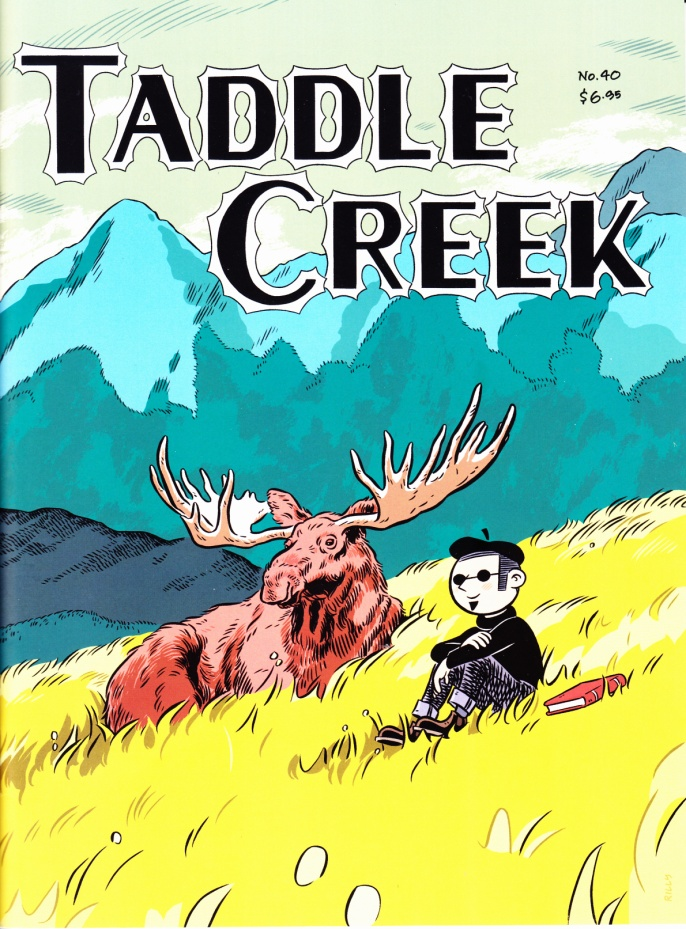 C:\Users\Robert\Documents\CARTOONING ILLUSTRATION ANIMATION\IMAGE COVER PERIODICAL\TADDLE CREEK, 40, Winter 2017,18, fc.jpg