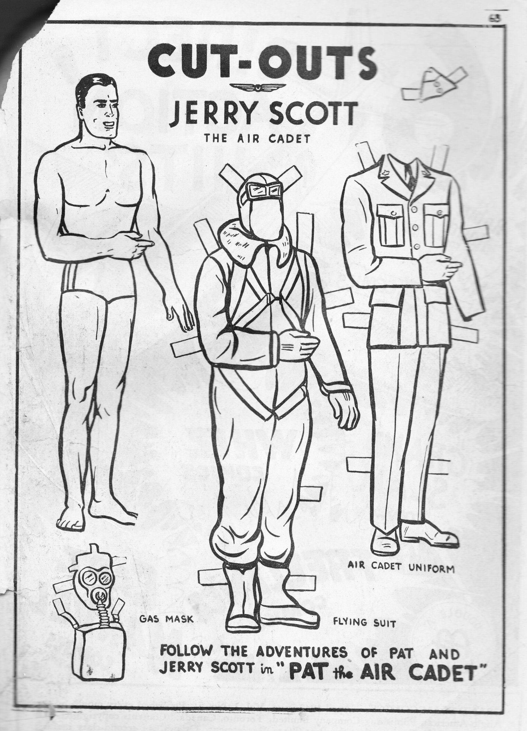 C:\Users\Robert\Documents\CANADIAN CARTOONING ILLUSTRATION and ANIMATION\IMAGE CARTOON P\PAT THE AIR CADET 2 Grand Slam 1-5, Apr 1942.jpg