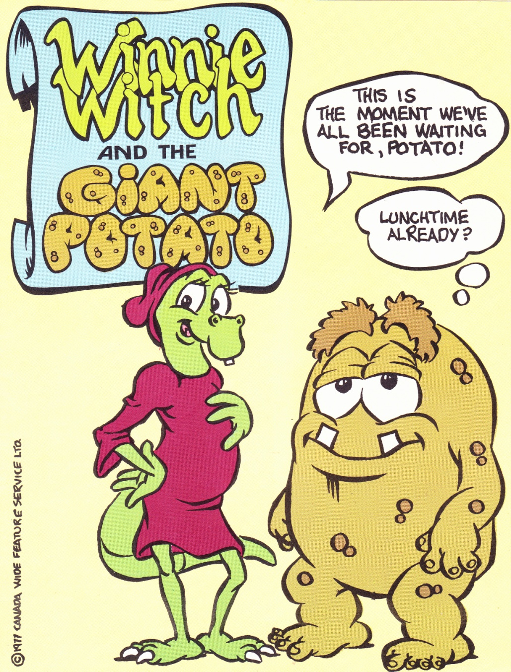C:\Users\Robert\Documents\CARTOONING ILLUSTRATION ANIMATION\IMAGE CARTOON\IMAGE CARTOON W\WINNIE WITCH & GIANT POTATO, 1-14, 1979_0001.jpg
