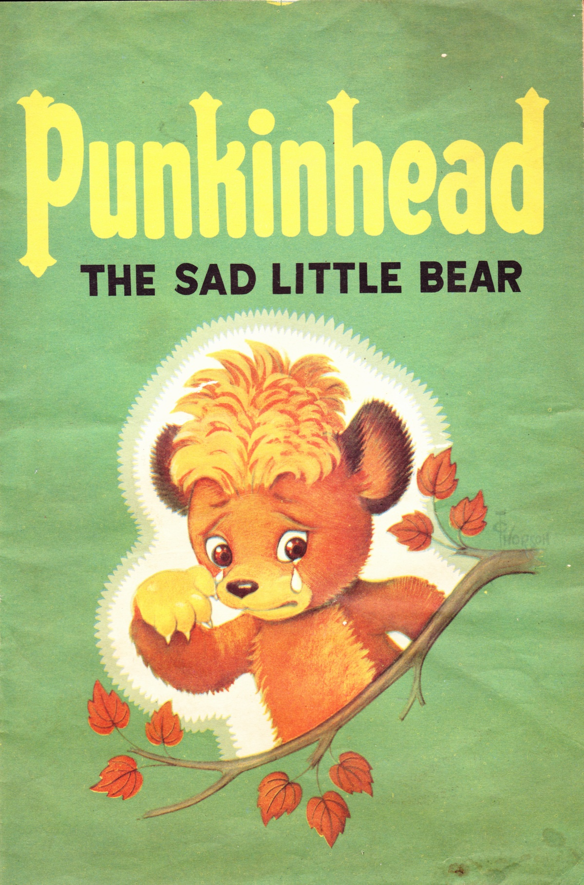 C:\Users\Robert\Documents\CARTOONING ILLUSTRATION ANIMATION\IMAGE CARTOON\IMAGE CARTOON P\PUNKINHEAD The Sad Little Bear, 1.jpg