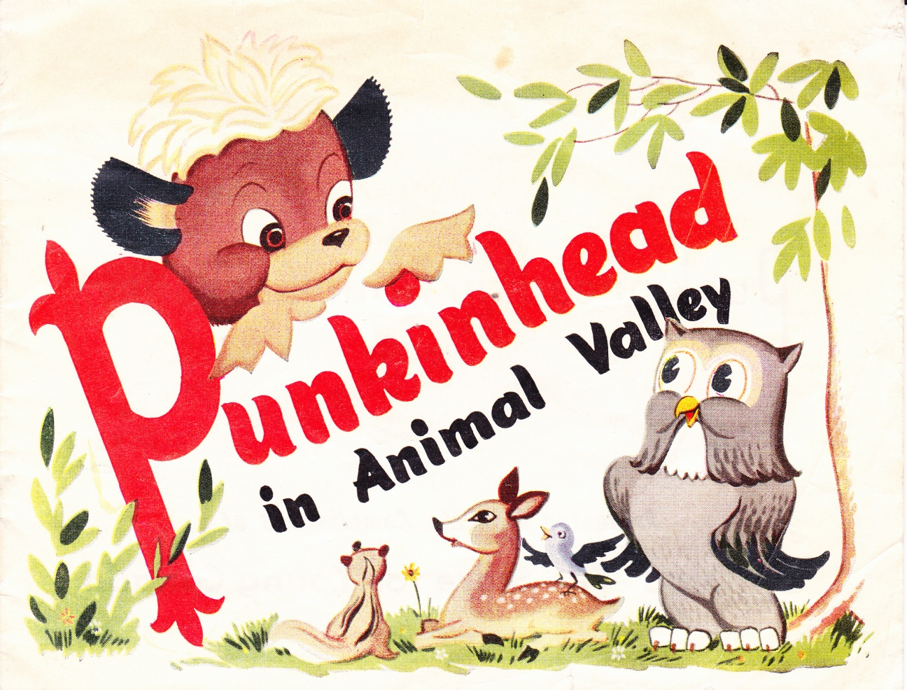 C:\Users\Robert\Documents\CARTOONING ILLUSTRATION ANIMATION\IMAGE CARTOON\IMAGE CARTOON P\PUNKINHEAD in Animal Valley.jpg