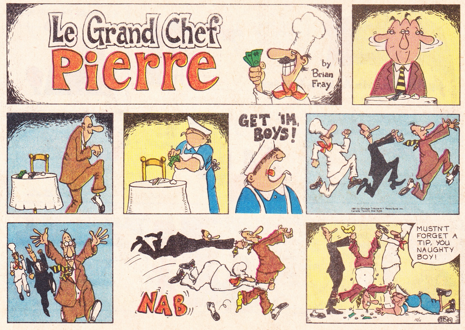 C:\Users\Robert\Documents\CARTOONING ILLUSTRATION ANIMATION\IMAGE CARTOON\IMAGE CARTOON G\GRAND CHEF PIERRE [LE], Winnipeg Free Press, 10 Oct 1981, 5.jpg