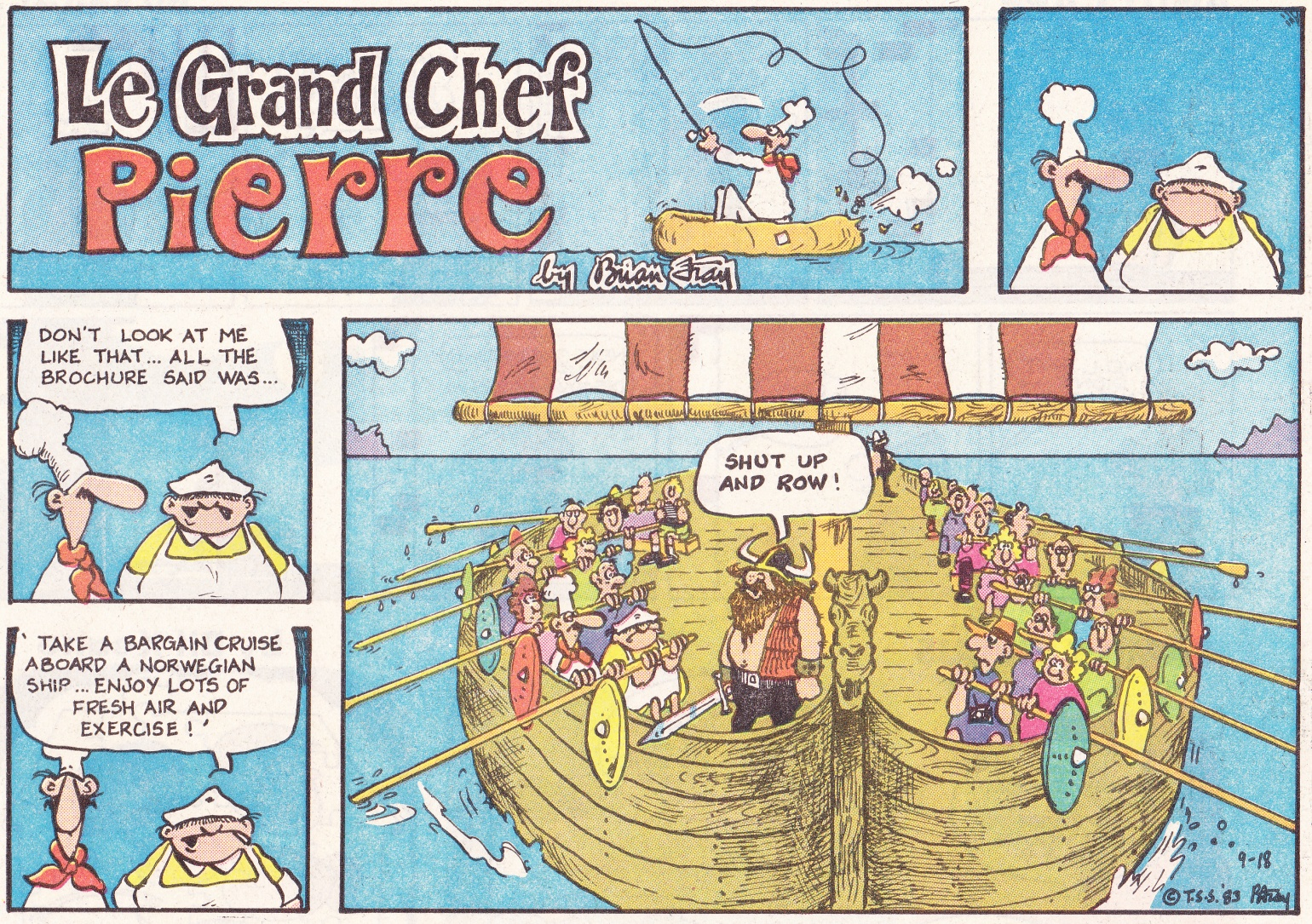 C:\Users\Robert\Documents\CARTOONING ILLUSTRATION ANIMATION\IMAGE CARTOON\IMAGE CARTOON G\GRAND CHEF PIERRE [LE], Tor Star, 18 Sept 1983.jpg