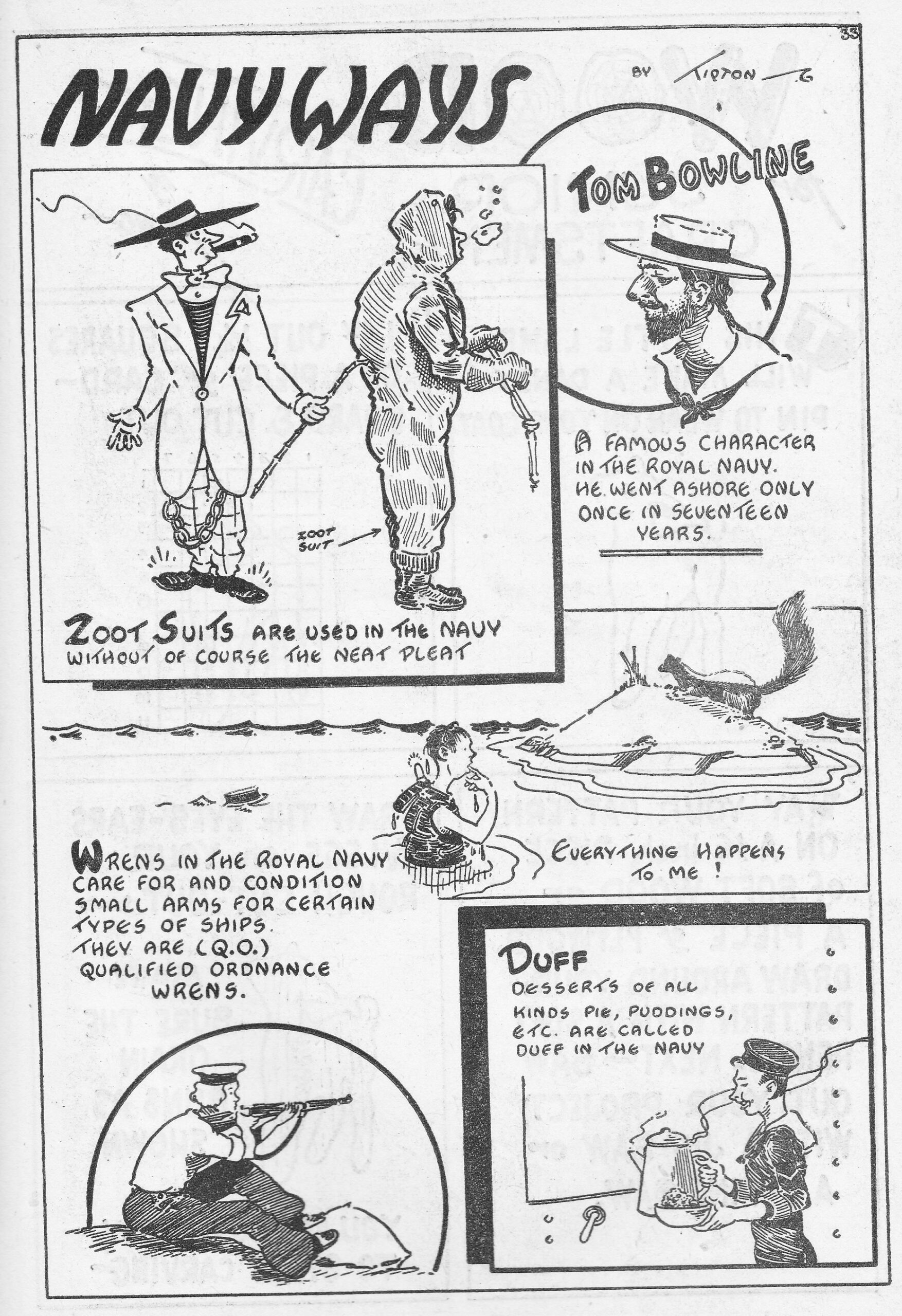 C:\Users\Robert\Documents\CARTOONING ILLUSTRATION ANIMATION\IMAGE CARTOON\IMAGE CARTOON N\NAVY WAYS Canadian Heroes, 5-3, june 1945, 33.jpg