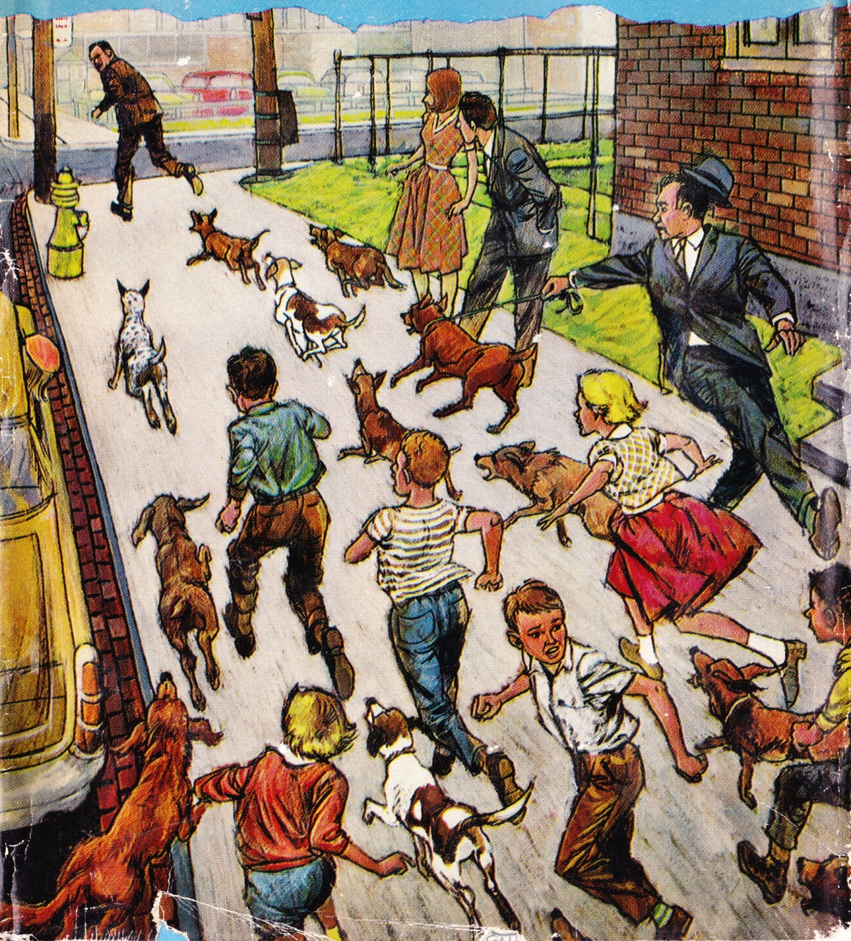 C:\Users\Robert\Documents\CARTOONING ILLUSTRATION ANIMATION\IMAGE BY CARTOONIST\P\PARKER Lewis, Mystery Of The Disappearing Dogs, 1963, fc.jpg