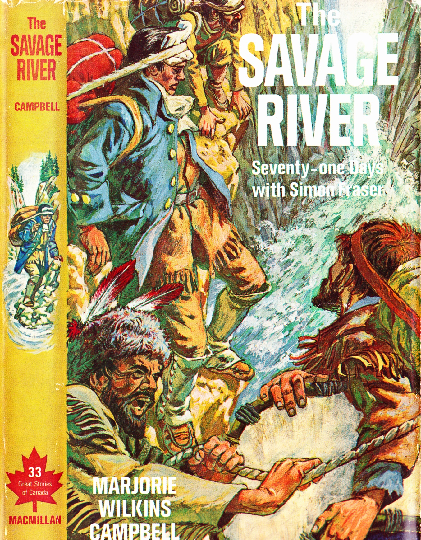 C:\Users\Robert\Documents\CARTOONING ILLUSTRATION ANIMATION\IMAGE BY CARTOONIST\P\PARKER Lewis, The Savage River, 1968,_0001.jpg