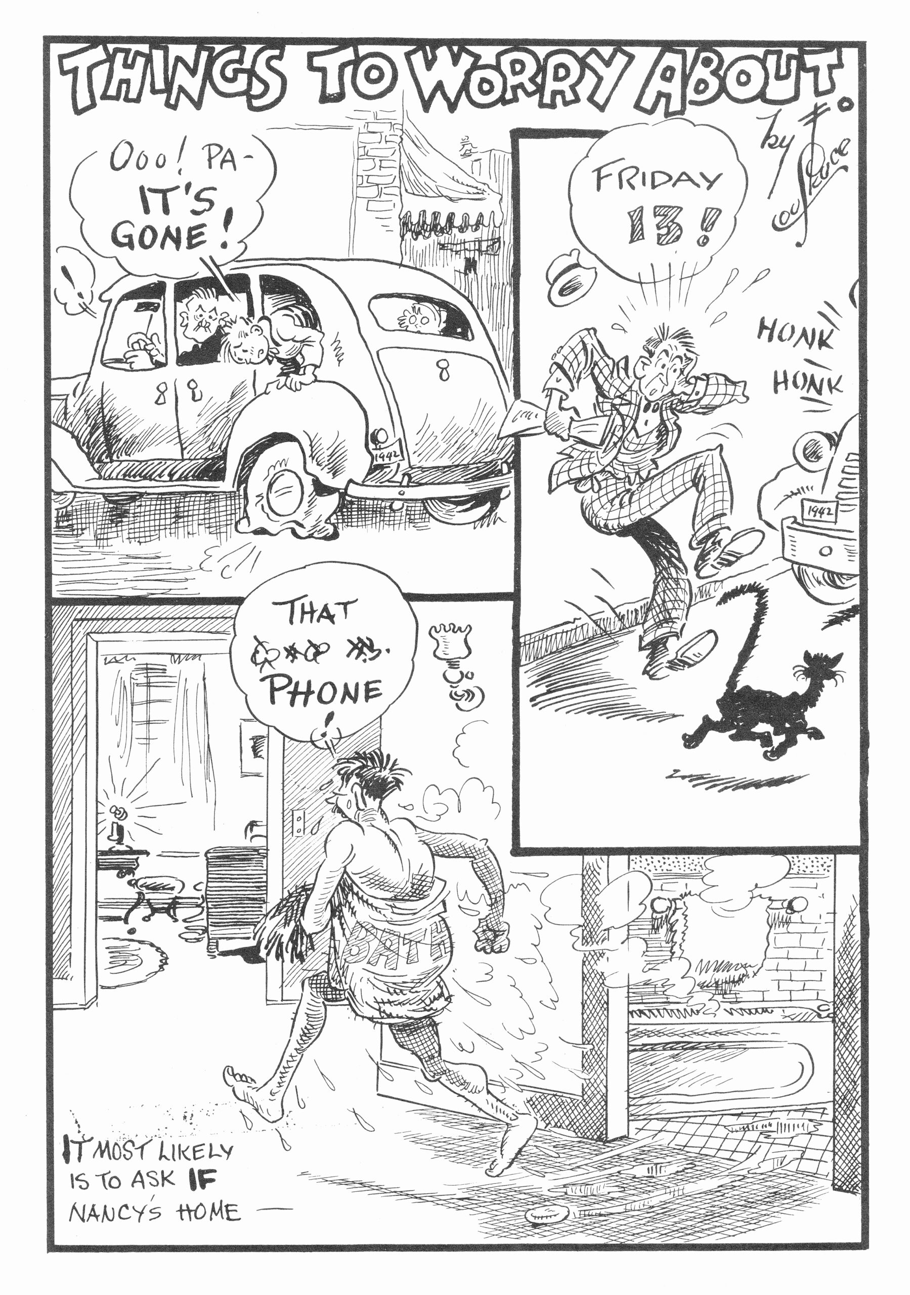 C:\Users\Robert\Documents\CANADIAN CARTOONING ILLUSTRATION and ANIMATION\IMAGE BY CARTOONIST OR ILLUS. S\SKUCE Lou, Now & Then Times, 1-1, IFC..jpg