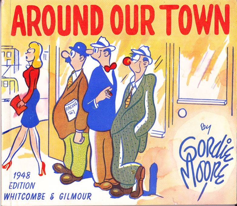 C:\Users\Robert\Documents\CARTOONING ILLUSTRATION ANIMATION\IMAGE BY CARTOONIST\M\MOORE Gordie Around Our Town 1947 fc.jpg
