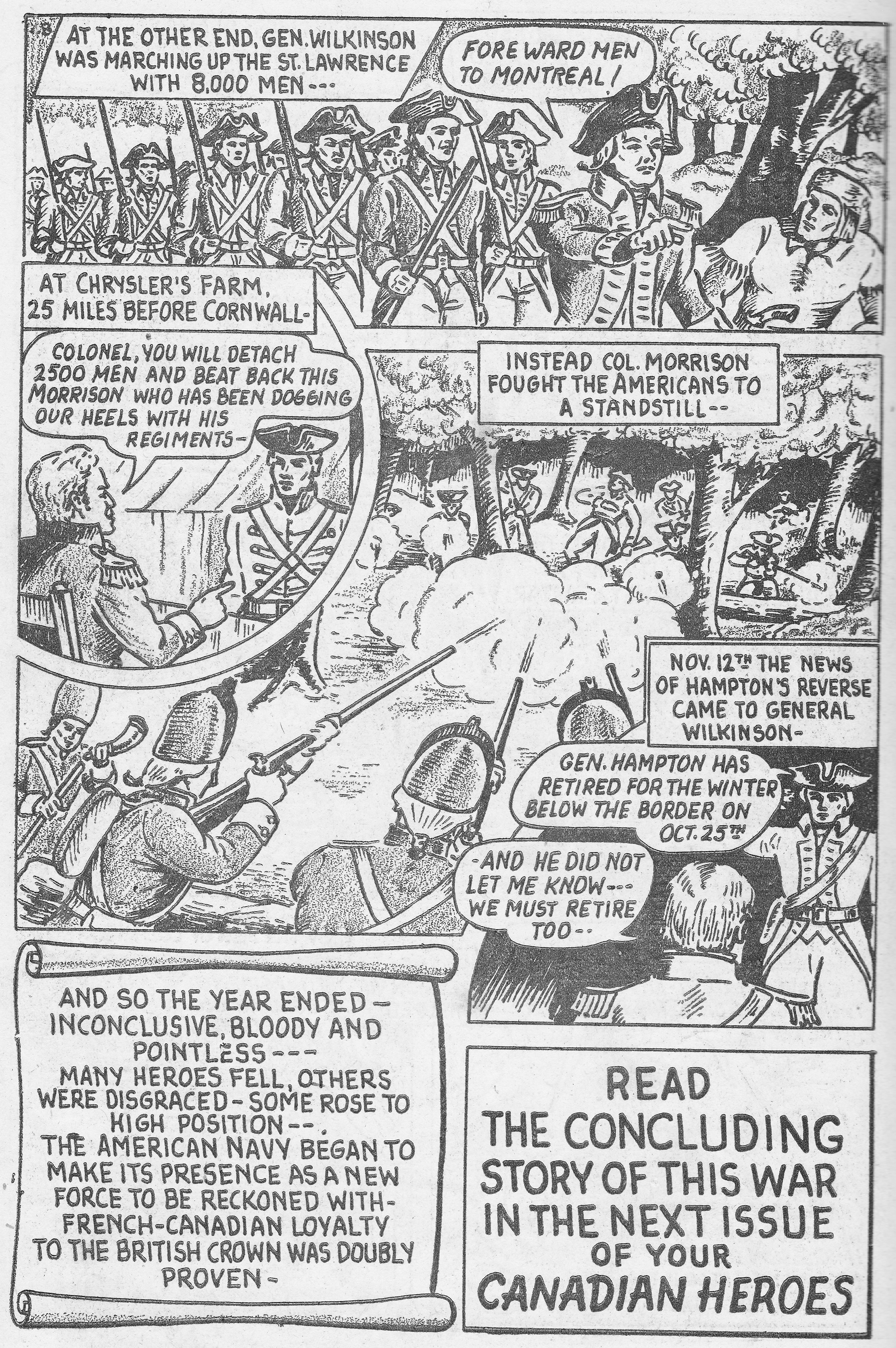 C:\Users\Robert\Documents\CARTOONING ILLUSTRATION ANIMATION\IMAGE CARTOON\IMAGE CARTOON S\STORY, HISTORY OF CANADA, Canadian Heroes, 3-1, Dec 1943, 48.jpg