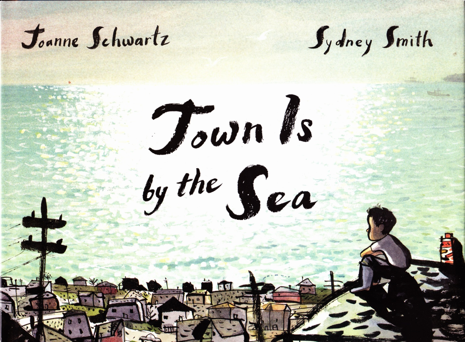 C:\Users\Robert\Documents\CARTOONING ILLUSTRATION ANIMATION\IMAGE BY CARTOONIST\S\SMITH Sydney, Town Is by the Sea, 2017, fc.jpg