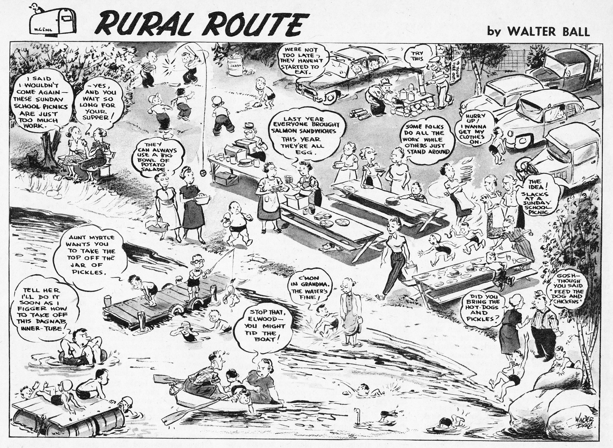 C:\Users\Robert\Documents\CARTOONING ILLUSTRATION ANIMATION\IMAGE CARTOON\IMAGE CARTOON R\RURAL ROUTE, Star Weekly Magazine,2 July 1960, 46.jpg