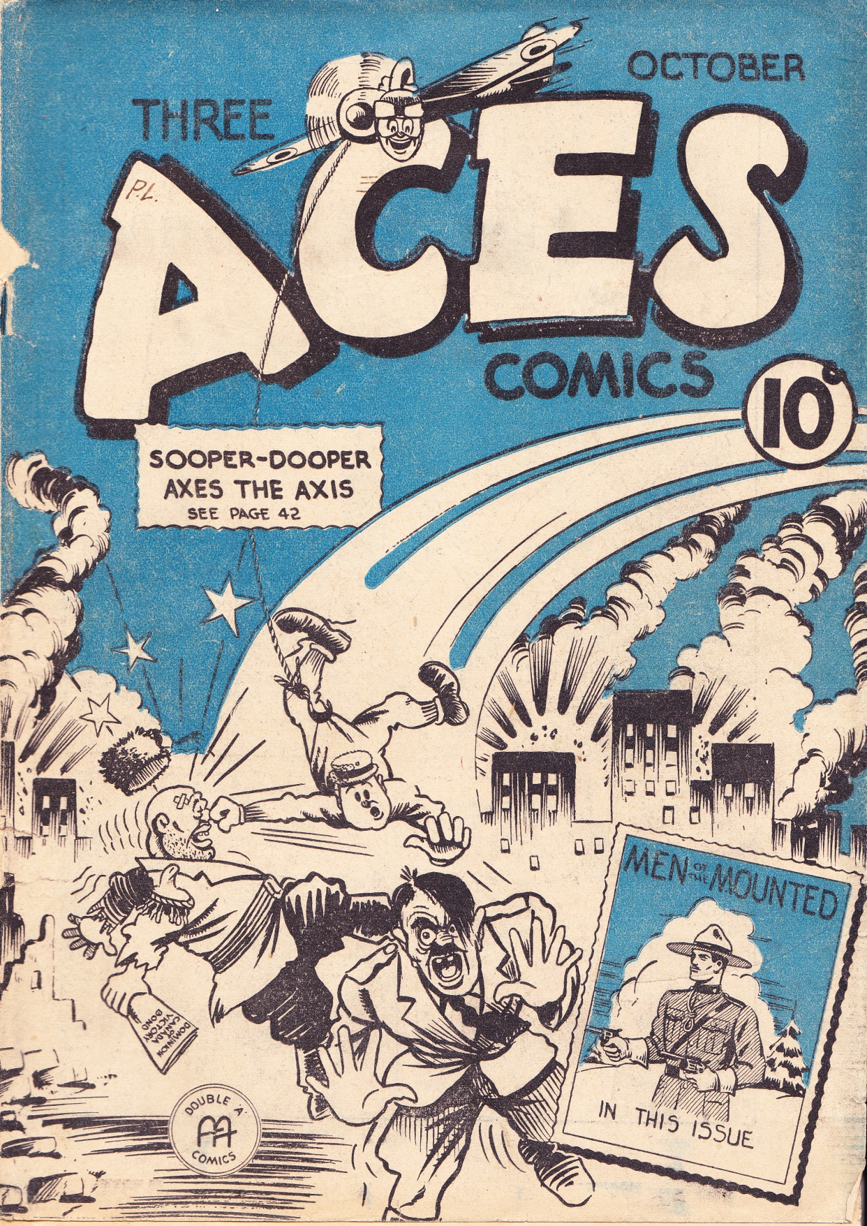 C:\Users\Robert\Documents\CARTOONING ILLUSTRATION ANIMATION\IMAGE CARTOON\IMAGE CARTOON S\SOOPER DOOPER, Three Aces, 1-9, Oct. 1942, fc.jpg