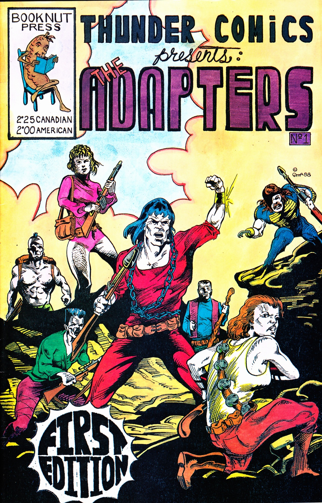 C:\Users\Robert\Documents\CARTOONING ILLUSTRATION ANIMATION\IMAGE COVER COMIC BOOK\THUNDER COMICS, 1-1, 1988, fc.jpg