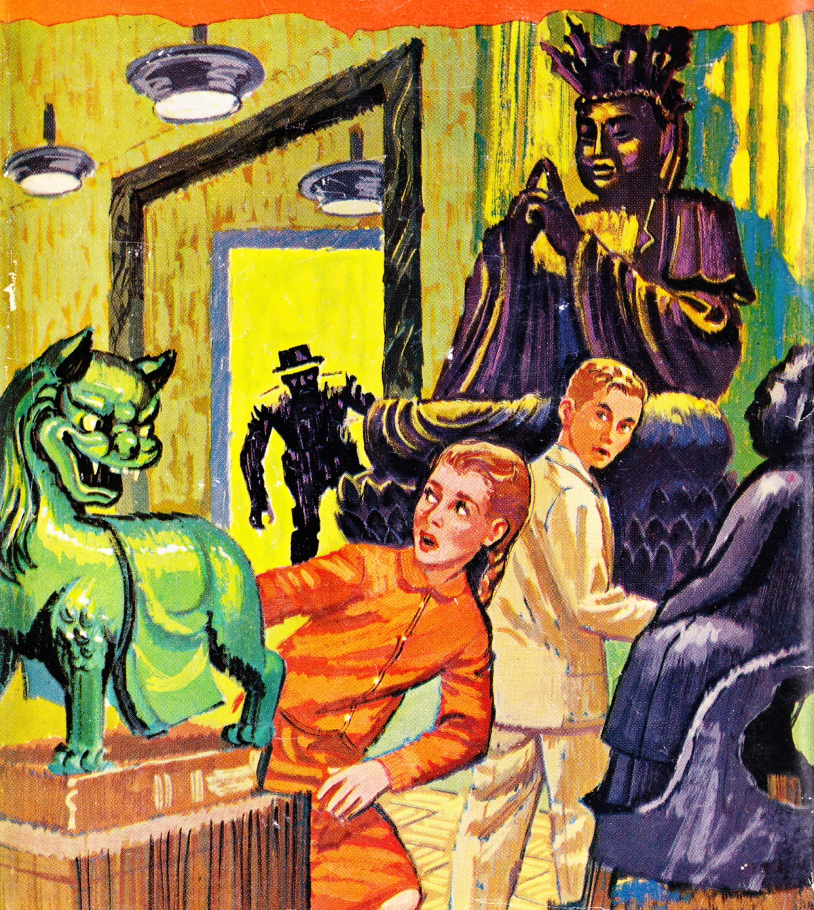 C:\Users\Robert\Documents\CARTOONING ILLUSTRATION ANIMATION\IMAGE BY CARTOONIST\C\COLLINS Gord, Mystery Of The Missing Emerald, 1963, fc.jpg